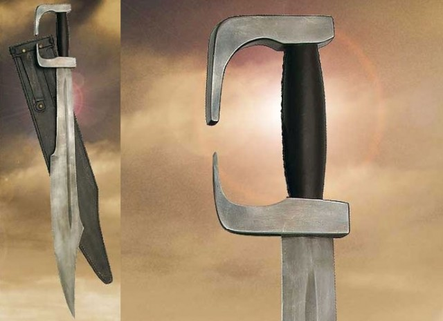 300 Spartan Sword Prop Replica (Museum Replicas)