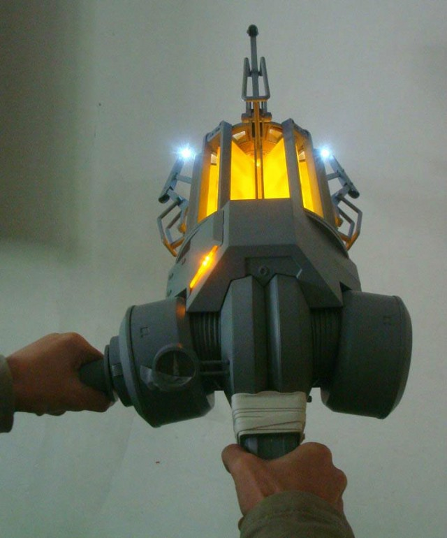 HALF LIFE 2 Zero-Point Energy Field Manipulator Prop Replica (NECA)
