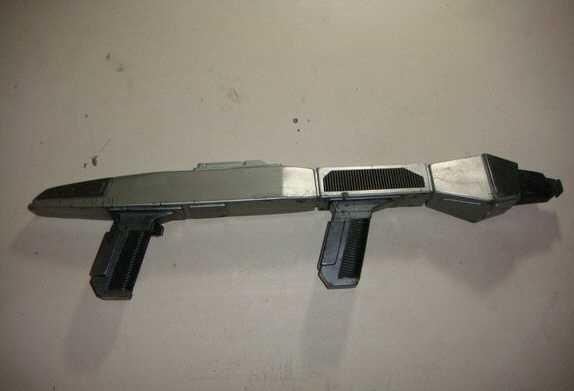 Screen Used DEEP SPACE NINE & STAR TREK NEXT GENERATION Phaser Rifle