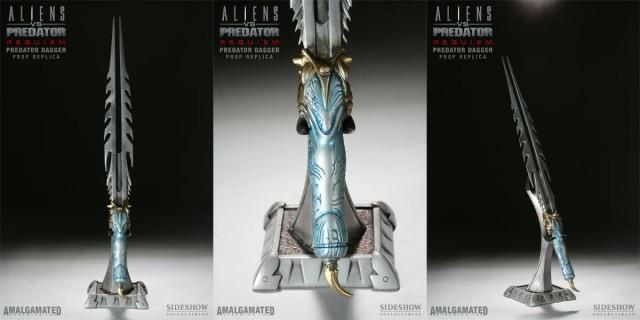 ALIENS-VS-PREDATOR-REQUIEM-Predator-Dagger-Prop-Replica