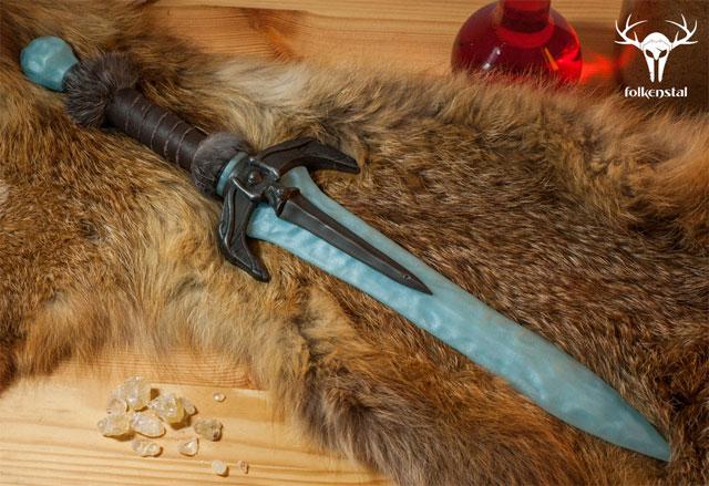 SKYRIM-Stalhrim-Dagger-Replica